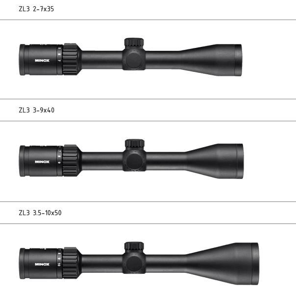 Minox Top Optics Compared