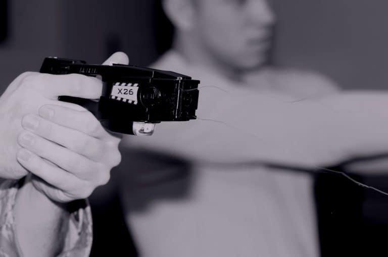 projectile stun gun authentic